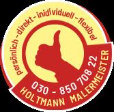 Malerei Holtmann